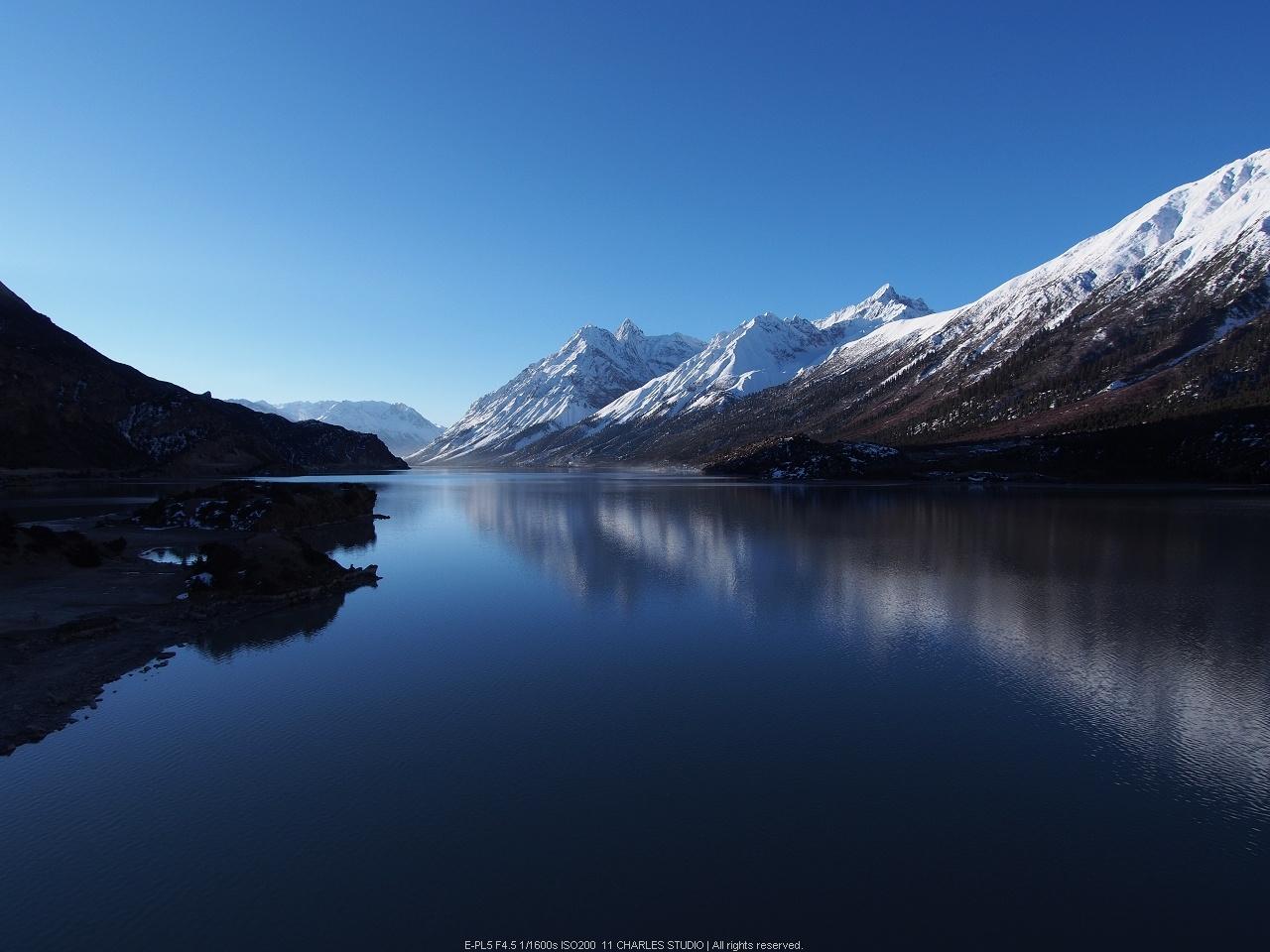 318川藏线上美在心间的风景